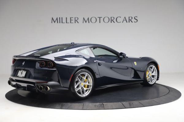 Used 2020 Ferrari 812 Superfast for sale $375,900 at Bentley Greenwich in Greenwich CT 06830 8
