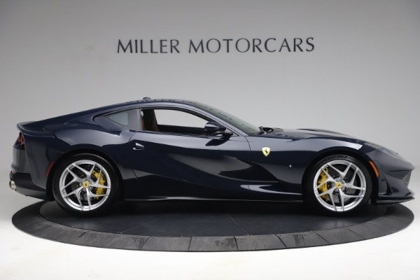 Used 2020 Ferrari 812 Superfast for sale $375,900 at Bentley Greenwich in Greenwich CT 06830 9