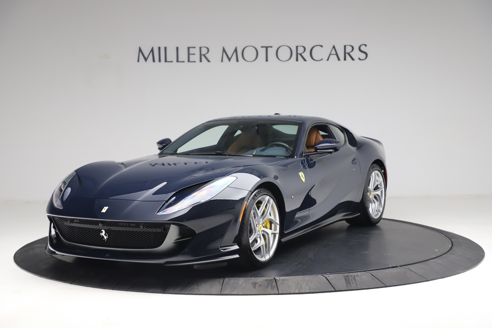 Used 2020 Ferrari 812 Superfast for sale $375,900 at Bentley Greenwich in Greenwich CT 06830 1