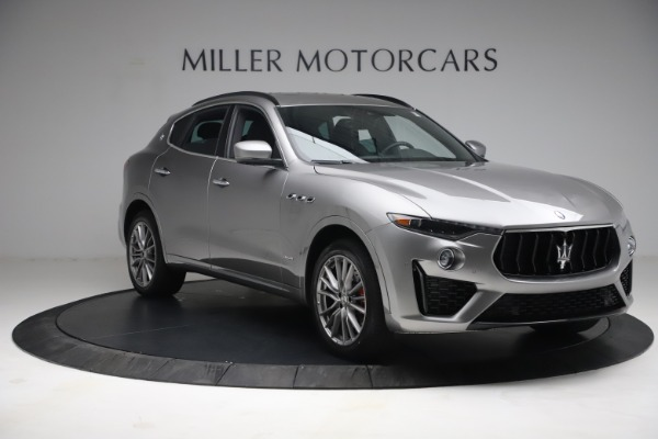 New 2021 Maserati Levante GranSport for sale $73,900 at Bentley Greenwich in Greenwich CT 06830 12