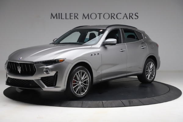 New 2021 Maserati Levante GranSport for sale $73,900 at Bentley Greenwich in Greenwich CT 06830 2