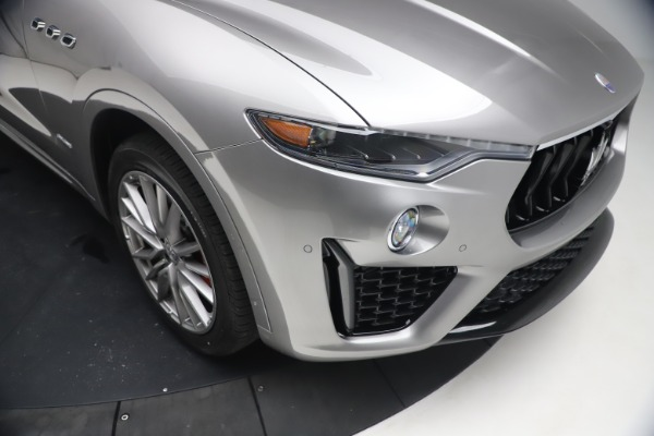 New 2021 Maserati Levante GranSport for sale $73,900 at Bentley Greenwich in Greenwich CT 06830 28