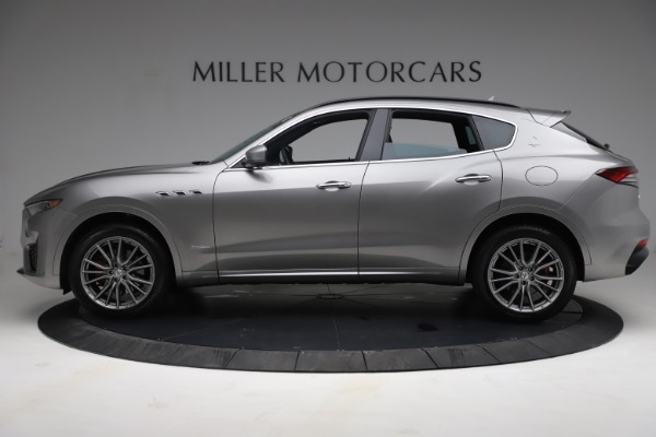 New 2021 Maserati Levante GranSport for sale $73,900 at Bentley Greenwich in Greenwich CT 06830 3