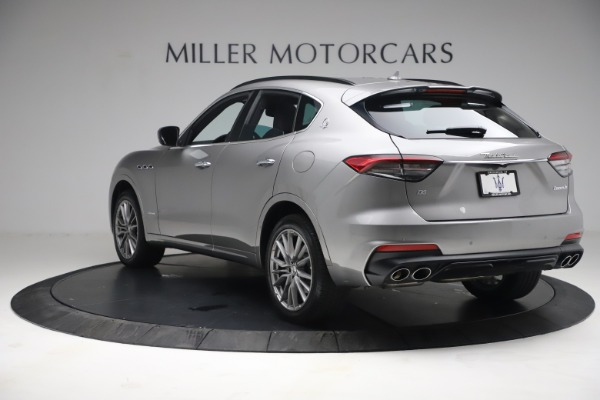 New 2021 Maserati Levante GranSport for sale $73,900 at Bentley Greenwich in Greenwich CT 06830 5