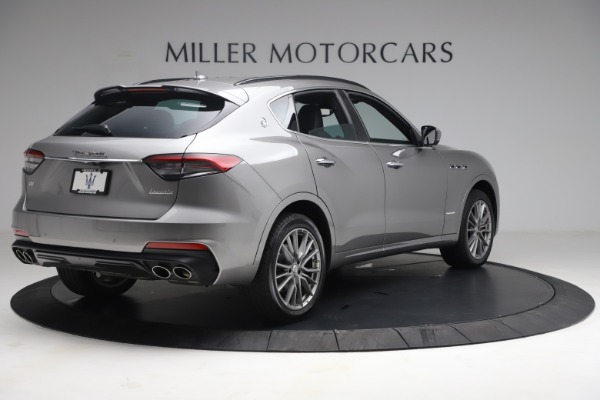 New 2021 Maserati Levante GranSport for sale $73,900 at Bentley Greenwich in Greenwich CT 06830 8