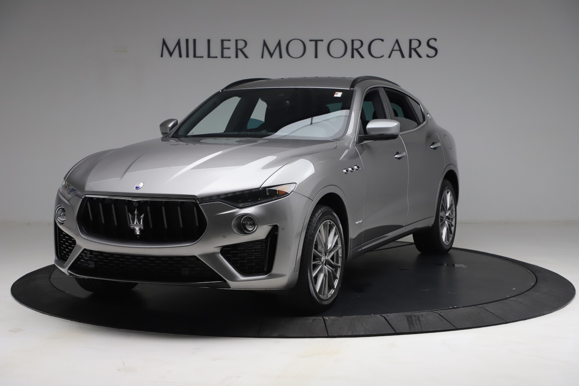 New 2021 Maserati Levante GranSport for sale $73,900 at Bentley Greenwich in Greenwich CT 06830 1