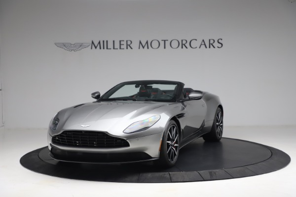 Used 2019 Aston Martin DB11 Volante for sale $209,900 at Bentley Greenwich in Greenwich CT 06830 12