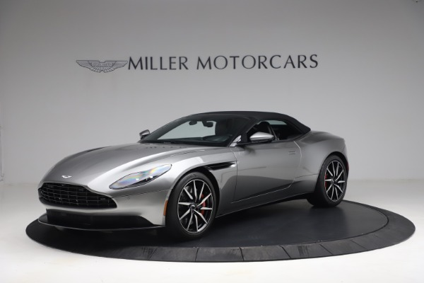 Used 2019 Aston Martin DB11 Volante for sale $209,900 at Bentley Greenwich in Greenwich CT 06830 14