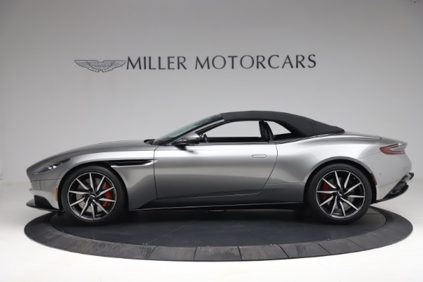 Used 2019 Aston Martin DB11 Volante for sale $209,900 at Bentley Greenwich in Greenwich CT 06830 15