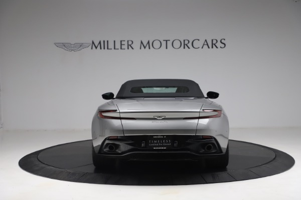 Used 2019 Aston Martin DB11 Volante for sale $209,900 at Bentley Greenwich in Greenwich CT 06830 16