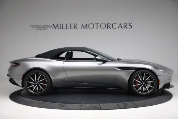 Used 2019 Aston Martin DB11 Volante for sale $209,900 at Bentley Greenwich in Greenwich CT 06830 17