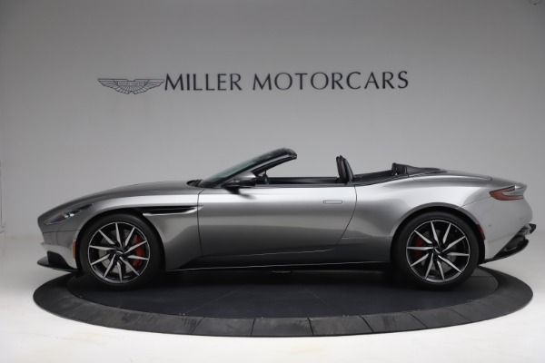 Used 2019 Aston Martin DB11 Volante for sale $209,900 at Bentley Greenwich in Greenwich CT 06830 2