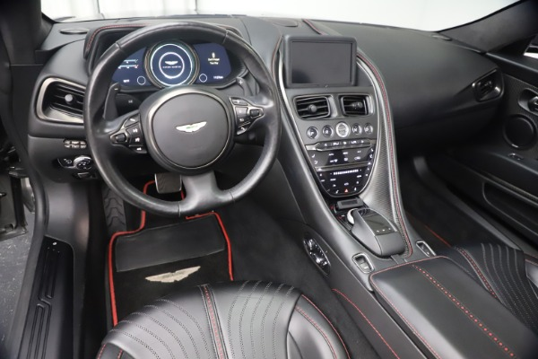 Used 2019 Aston Martin DB11 Volante for sale $209,900 at Bentley Greenwich in Greenwich CT 06830 21