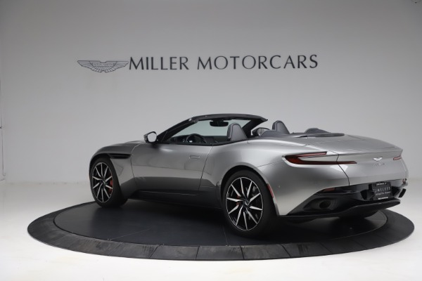 Used 2019 Aston Martin DB11 Volante for sale $209,900 at Bentley Greenwich in Greenwich CT 06830 3