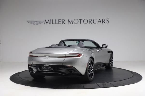 Used 2019 Aston Martin DB11 Volante for sale $209,900 at Bentley Greenwich in Greenwich CT 06830 6
