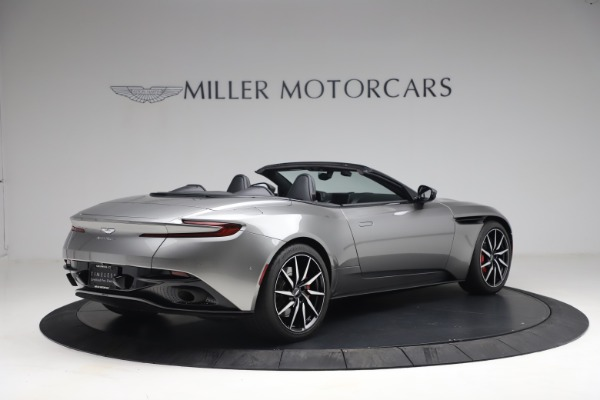 Used 2019 Aston Martin DB11 Volante for sale $209,900 at Bentley Greenwich in Greenwich CT 06830 7