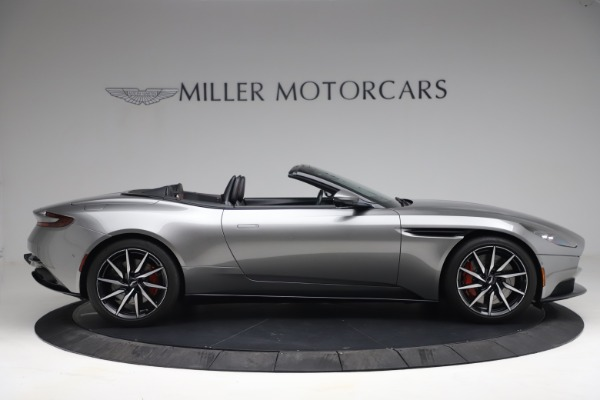 Used 2019 Aston Martin DB11 Volante for sale $209,900 at Bentley Greenwich in Greenwich CT 06830 8