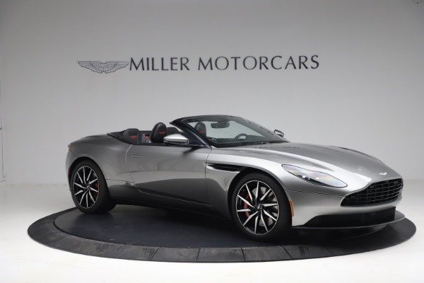 Used 2019 Aston Martin DB11 Volante for sale $209,900 at Bentley Greenwich in Greenwich CT 06830 9