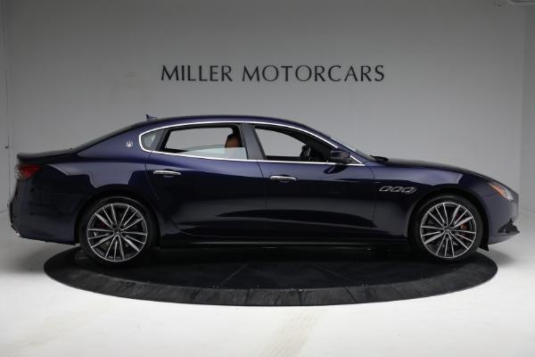 New 2021 Maserati Quattroporte S Q4 for sale Sold at Bentley Greenwich in Greenwich CT 06830 10
