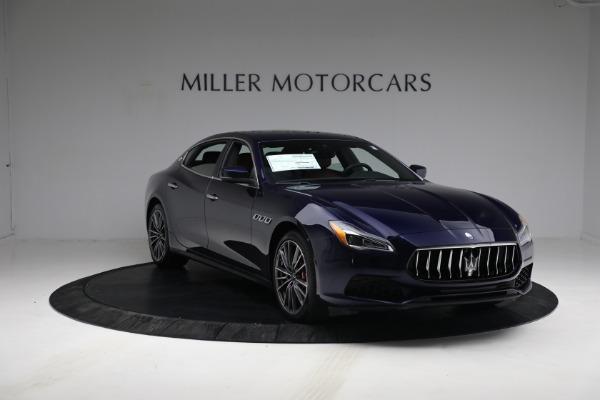 New 2021 Maserati Quattroporte S Q4 for sale Sold at Bentley Greenwich in Greenwich CT 06830 12