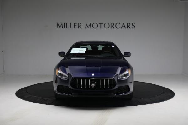 New 2021 Maserati Quattroporte S Q4 for sale Sold at Bentley Greenwich in Greenwich CT 06830 13