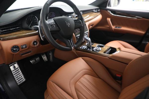 New 2021 Maserati Quattroporte S Q4 for sale Sold at Bentley Greenwich in Greenwich CT 06830 14