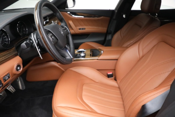 New 2021 Maserati Quattroporte S Q4 for sale Sold at Bentley Greenwich in Greenwich CT 06830 15