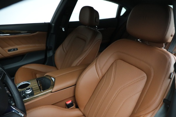New 2021 Maserati Quattroporte S Q4 for sale Sold at Bentley Greenwich in Greenwich CT 06830 16