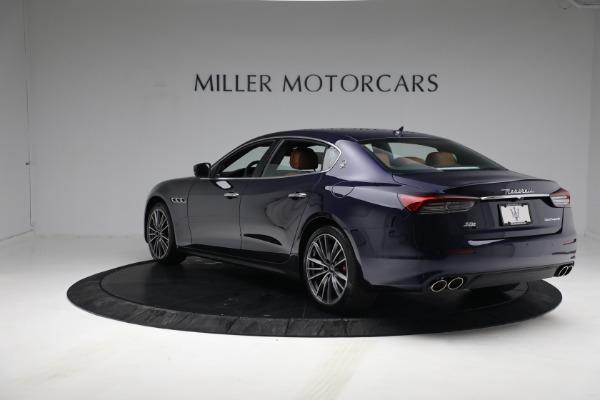 New 2021 Maserati Quattroporte S Q4 for sale Sold at Bentley Greenwich in Greenwich CT 06830 6