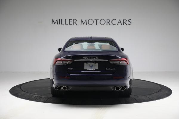 New 2021 Maserati Quattroporte S Q4 for sale Sold at Bentley Greenwich in Greenwich CT 06830 7