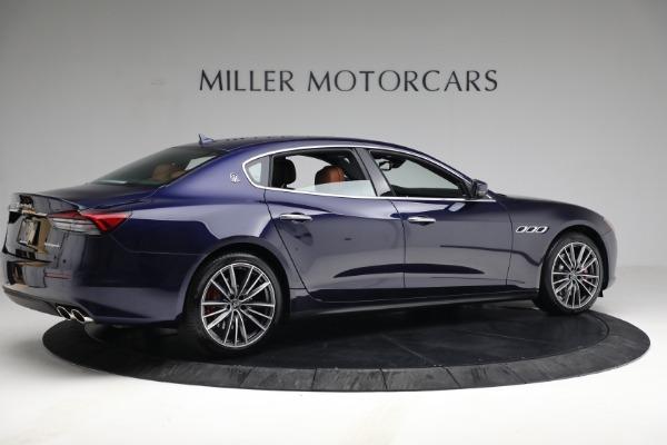 New 2021 Maserati Quattroporte S Q4 for sale Sold at Bentley Greenwich in Greenwich CT 06830 9
