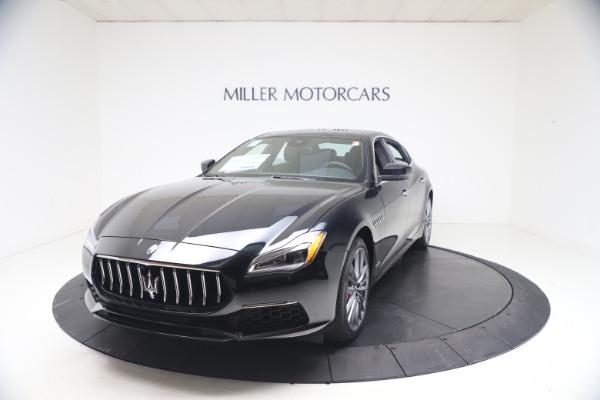New 2021 Maserati Quattroporte S Q4 GranLusso for sale $129,135 at Bentley Greenwich in Greenwich CT 06830 12
