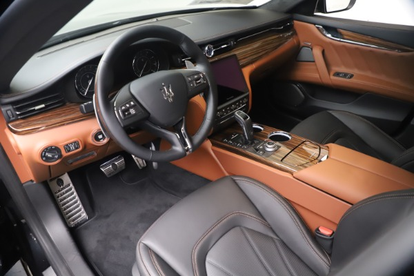 New 2021 Maserati Quattroporte S Q4 GranLusso for sale $129,135 at Bentley Greenwich in Greenwich CT 06830 13