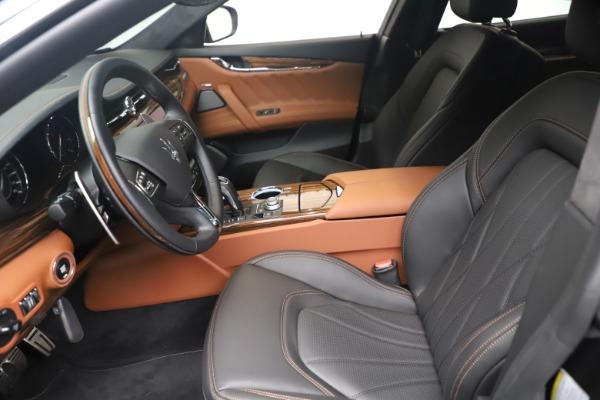 New 2021 Maserati Quattroporte S Q4 GranLusso for sale $129,135 at Bentley Greenwich in Greenwich CT 06830 14