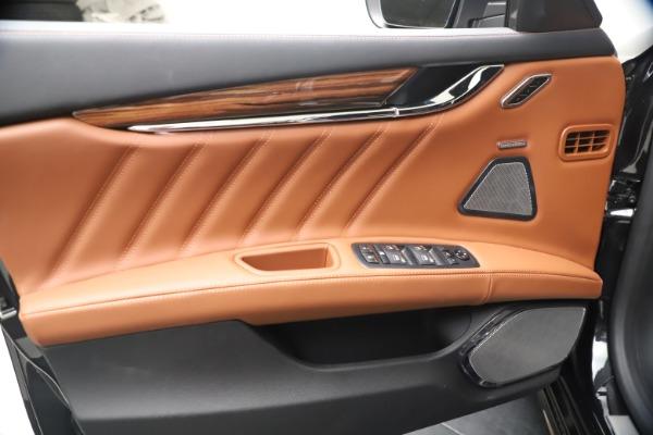 New 2021 Maserati Quattroporte S Q4 GranLusso for sale $129,135 at Bentley Greenwich in Greenwich CT 06830 16