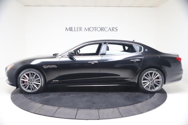 New 2021 Maserati Quattroporte S Q4 GranLusso for sale $129,135 at Bentley Greenwich in Greenwich CT 06830 2