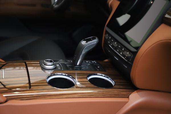 New 2021 Maserati Quattroporte S Q4 GranLusso for sale $129,135 at Bentley Greenwich in Greenwich CT 06830 22