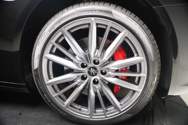 New 2021 Maserati Quattroporte S Q4 GranLusso for sale $129,135 at Bentley Greenwich in Greenwich CT 06830 24