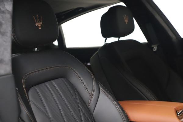 New 2021 Maserati Quattroporte S Q4 GranLusso for sale $129,135 at Bentley Greenwich in Greenwich CT 06830 25