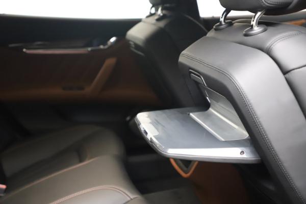 New 2021 Maserati Quattroporte S Q4 GranLusso for sale $129,135 at Bentley Greenwich in Greenwich CT 06830 26