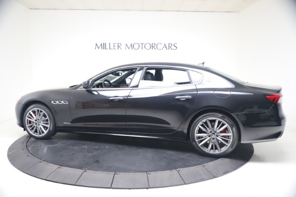 New 2021 Maserati Quattroporte S Q4 GranLusso for sale $129,135 at Bentley Greenwich in Greenwich CT 06830 3