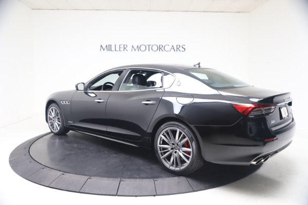New 2021 Maserati Quattroporte S Q4 GranLusso for sale $129,135 at Bentley Greenwich in Greenwich CT 06830 4