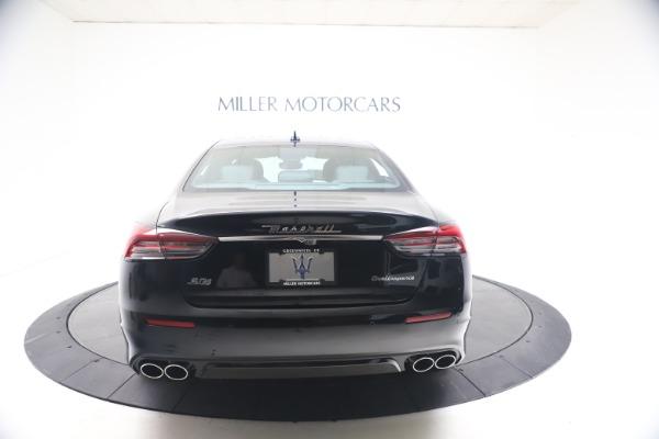 New 2021 Maserati Quattroporte S Q4 GranLusso for sale $129,135 at Bentley Greenwich in Greenwich CT 06830 5