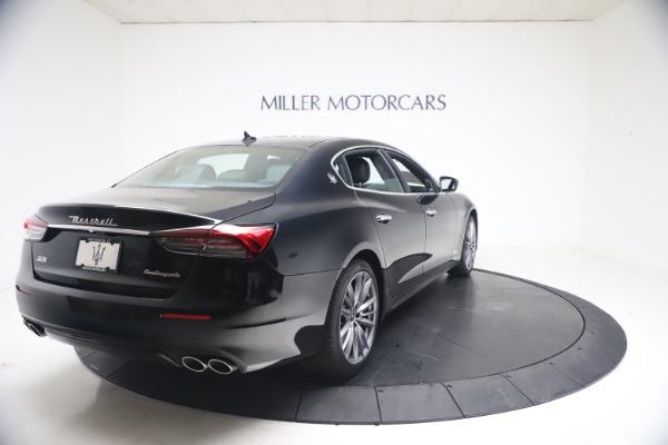 New 2021 Maserati Quattroporte S Q4 GranLusso for sale $129,135 at Bentley Greenwich in Greenwich CT 06830 6