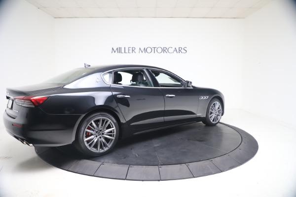 New 2021 Maserati Quattroporte S Q4 GranLusso for sale $129,135 at Bentley Greenwich in Greenwich CT 06830 7