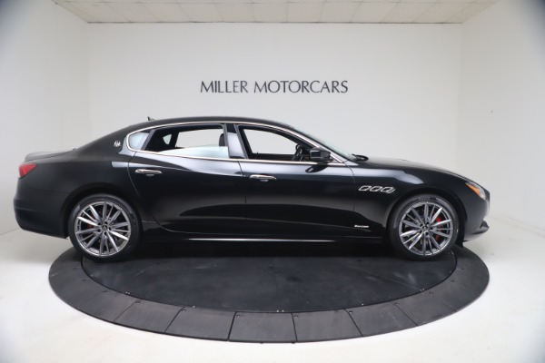 New 2021 Maserati Quattroporte S Q4 GranLusso for sale $129,135 at Bentley Greenwich in Greenwich CT 06830 8