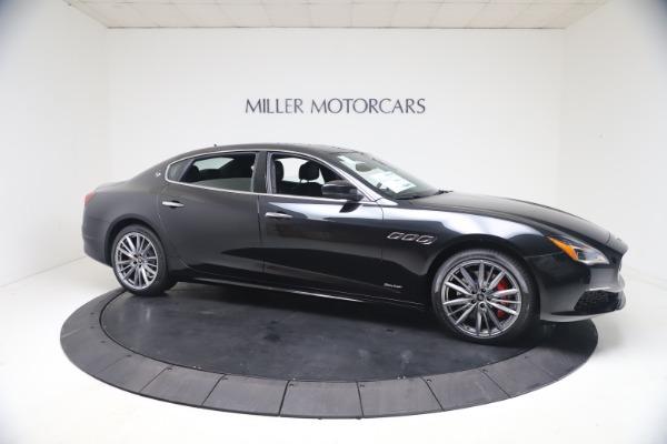 New 2021 Maserati Quattroporte S Q4 GranLusso for sale $129,135 at Bentley Greenwich in Greenwich CT 06830 9