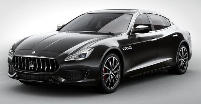 New 2021 Maserati Quattroporte S Q4 for sale $121,325 at Bentley Greenwich in Greenwich CT 06830 1