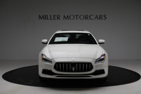 New 2021 Maserati Quattroporte S Q4 GranLusso for sale $120,599 at Bentley Greenwich in Greenwich CT 06830 12