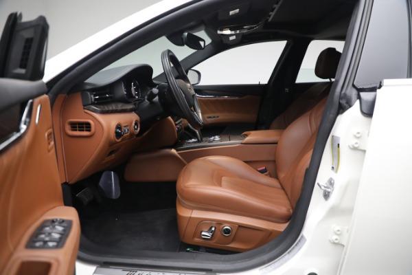 New 2021 Maserati Quattroporte S Q4 GranLusso for sale $120,599 at Bentley Greenwich in Greenwich CT 06830 15